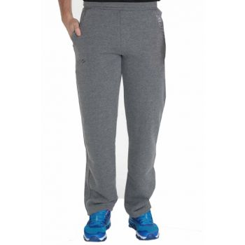 Sportive Camp Men's Gray Cotton Trousers With Pockets 201528-0GM