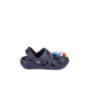 Navy Blue Children's Slippers A083-17 A083-17