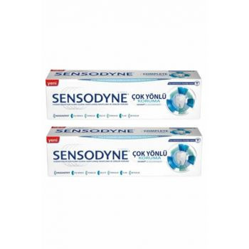 Versatile Protection Toothpaste 75 ml x 2 Pieces 119561