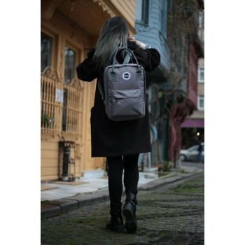 Gray Backpack FY 07