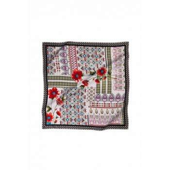 Patterned 03 Rayon Poly Scarf 12108P 457387