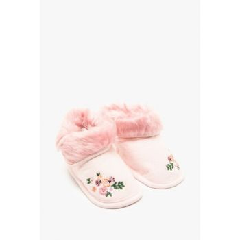 Pink Baby Girl Boots 9KMG22047OA