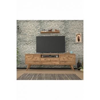 Penta Atlantic Pine 140 Cm TV Stand BENA009AT