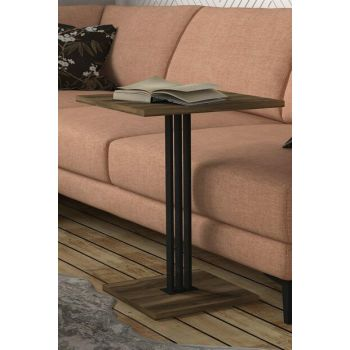 Exclusive Hilda Side Table Walnut 8681506226624