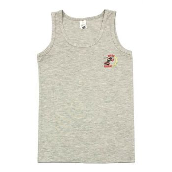 Boys' Gray Tank Top 31422