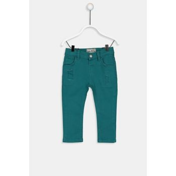 Baby Boy Medium Green Hku Pants 9W3569Z1