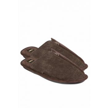 Khaki Men's Slippers Wnn0407 WNN0407