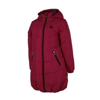 Maroon Girls' Coats 8124022-3418 80805