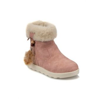 Pink Girls' Boots & Booties 000000000100422681