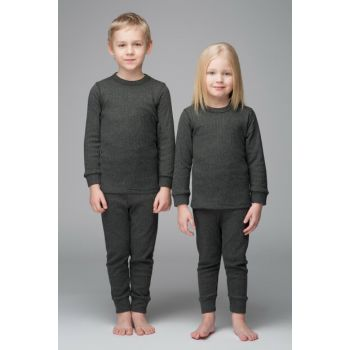 Soft Kids Thermal Underwear Suit HZT12007