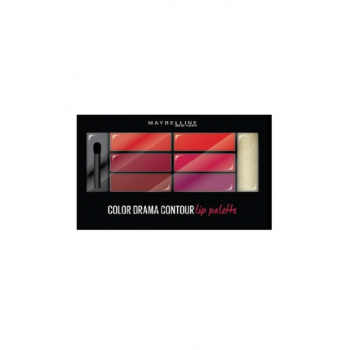 Lipstick Palette - Color Drama Lip Contour Palette Crimson 3600531367251 FP502AS1J_FG