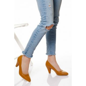 Mustard Women Heels Shoes DTY1751