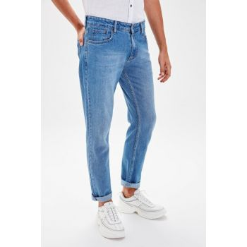 Blue Men Regular Fit Jeans TMNSS19KE0012