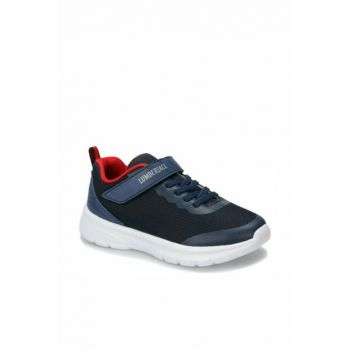RUN Navy Blue Walking Shoes for Children 000000000100371583