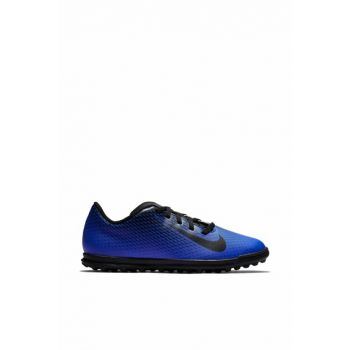 Blue Nike 844440-400 Bravatax III Tf Carpet Shoes