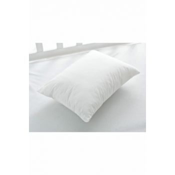 Pillow With Silicone 50x70 Cm Ecru 10013943