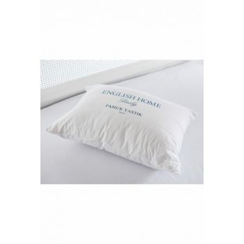 Comfy Cotton Pillowcase 50x70 Cm White 10003823