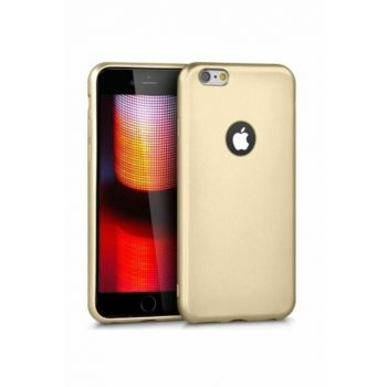 Rich Shop iPhone 6 - 6S Soft Silicone Case 6S-GOLD