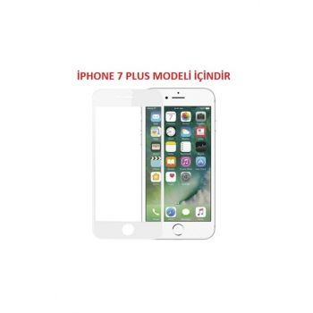 iPhone 7 Plus Curved Full Coverage 9D Screen Protector Film i7P-9D