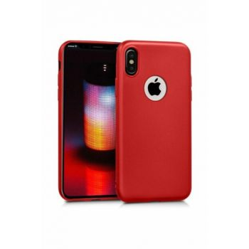 Rich Shop For Iphone X-XS Soft Silicone Case X-XS-RED