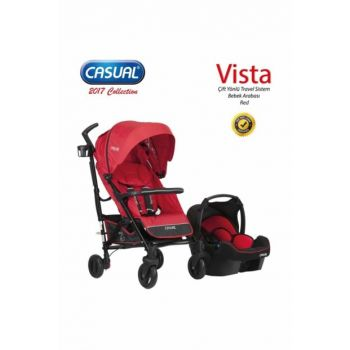 Vista Travel System Baby Stroller 13672