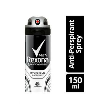 Deodorant Spray Invisible Black White 150 ml 35019241