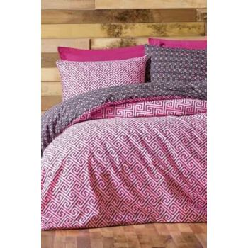 Cotton Box Minimal Ranforce Single Bed Linen Set - Gusto ctn417