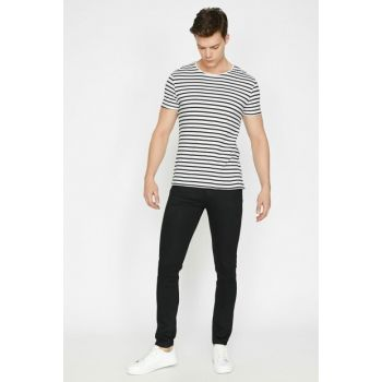 Men's Black TROUSERS BSC 0KAM43304LD
