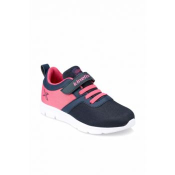 Navy Blue Unisex Walking Shoes ANKA