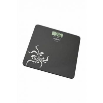 Arzum AR550 Sottile Digital Glass Bathroom Scale Black