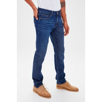 Blue Mens Slim Fit Jeans TMNAW20JE0004