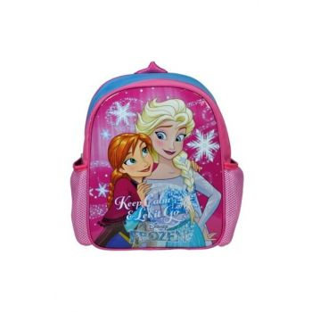 Frozen Anna and Elsa Pink Girls Kindergarten Bag - 96458 8693132964580