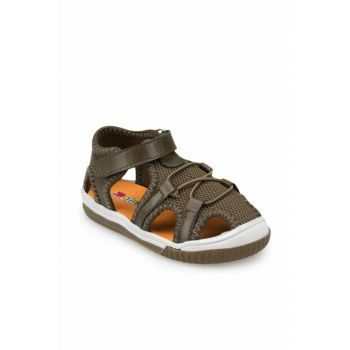 Khaki Sandals for Children 91.511336.B