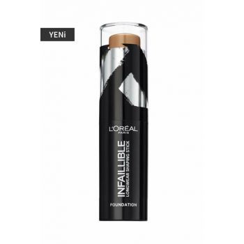 Stick Foundation - Infaillible Longwear Shaping Stick Foundation 220 Caramel 9 g 3600523531554 INFFNDSTCKNUD