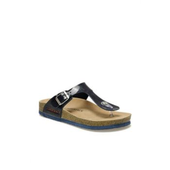 Navy Blue Unisex Slipper BITE