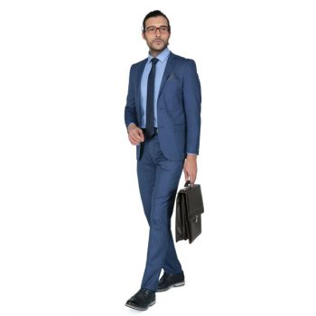Men's Tirano Slim Fit Mono Tk Yrt Suit -3B8Y0444D024