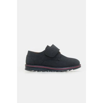 Boys' Navy Blue Crp Classic Shoes 9W4870Z4 Click to enlarge
