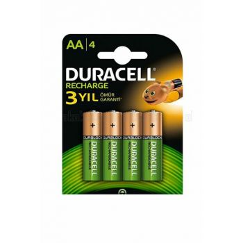 Rechargeable AA 1300 MH 4-pack draa1300
