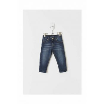 Navy Blue Baby Boy Pants WK19AW1126 wk19aw1126