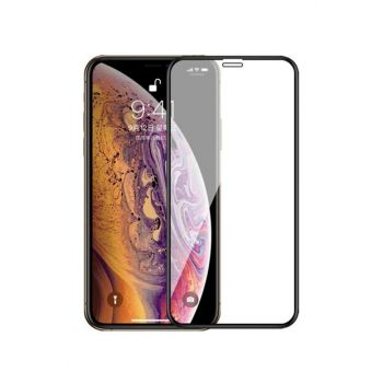 iPhone XR Curved Full Covering 9D Screen Protector Film XR-9D-BLACK