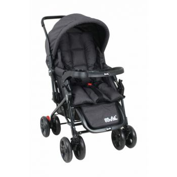 RV107 MAXI TWO-WAY BABY TROLLEY BLACK