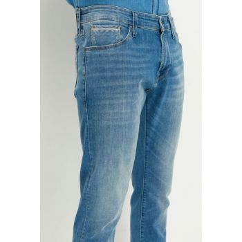 Men's Skinny Jake Mid Shaded Blue Premium 0042228707