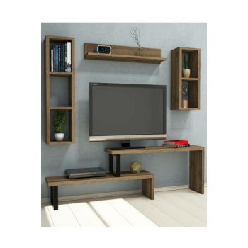 Salko Walnut Tv Unit PUTV4042