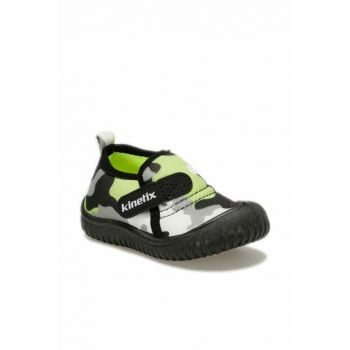Green Boys Slippers MONIK