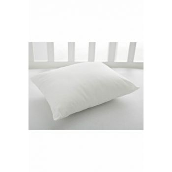 Bedtime Silicone Baby Pillow 35x45 Cm White 10002096