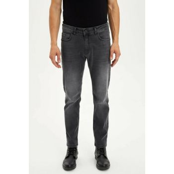 Men's Karma 3 Sergio Regular Fit Jean Trousers L6706AZ.19AU.NM36