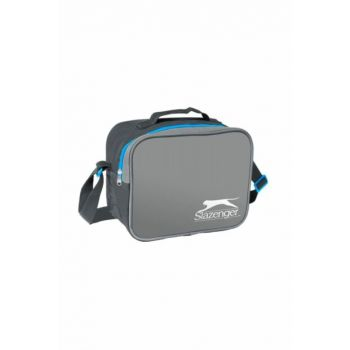 Slazenger Gray Lunch Box - Single Compartment YGN12834