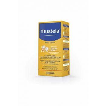 Sun Lotion With Very High Protection Factor Spf 50+ 100 ml 3504105024390