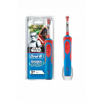 Stages Rechargeable Toothbrush For Kids Star Wars 4210201161219