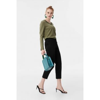 Women's Black Pants IS1190003015